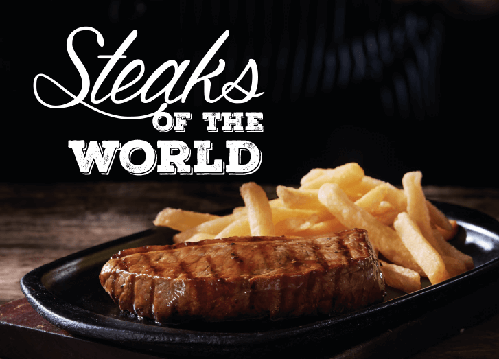 Steaks of the World